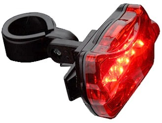 electric scooter rear light